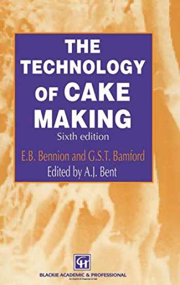 9780751403497-0751403490-The Technology of Cake Making