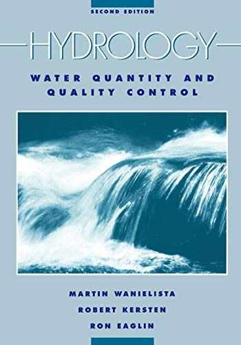9780471072591-0471072591-Hydrology: Water Quantity and Quality Control