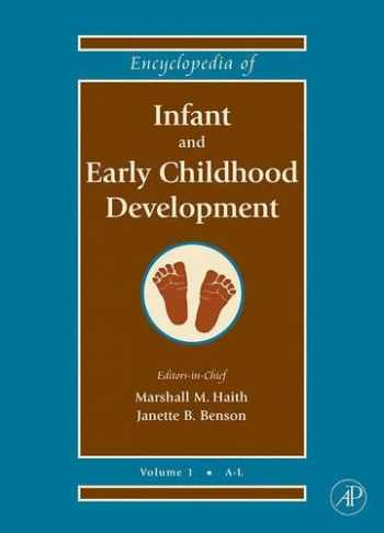 9780123704603-012370460X-Encyclopedia of Infant and Early Childhood Development