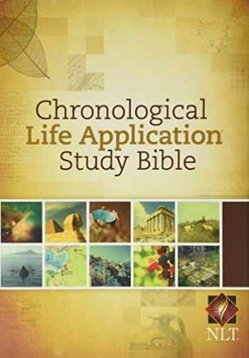 9781414339276-1414339275-NLT Chronological Life Application Study Bible (Hardcover)