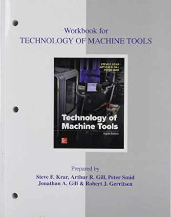 9781260439175-1260439178-Student Workbook for Technology of Machine Tools