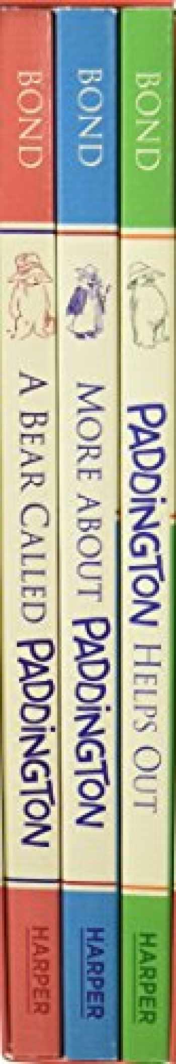 9780062422798-0062422790-Paddington Classic Adventures Box Set: A Bear Called Paddington, More About Paddington, Paddington Helps Out