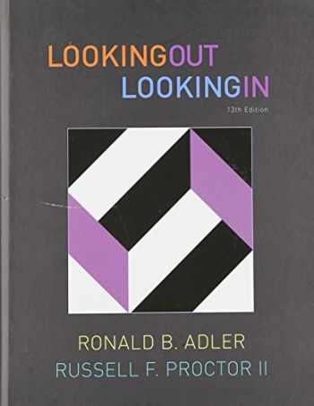 9780495796213-0495796212-Looking Out, Looking In, 13th Edition (Available Titles CourseMate)