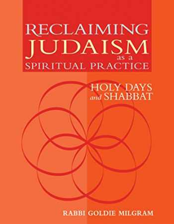9781580232050-1580232051-Reclaiming Judaism as a Spiritual Practice: Holy Days and Shabbat