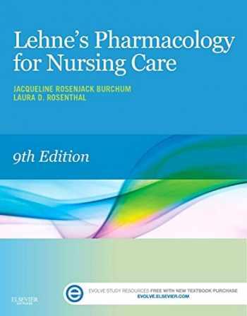 9780323321907-0323321909-Lehne's Pharmacology for Nursing Care