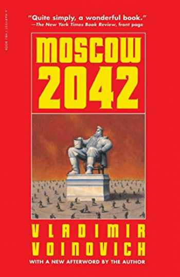 9780156621656-0156621657-Moscow - 2042