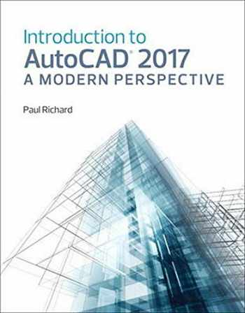 9780134506951-0134506952-Introduction To AutoCAD 2017A Modern Per