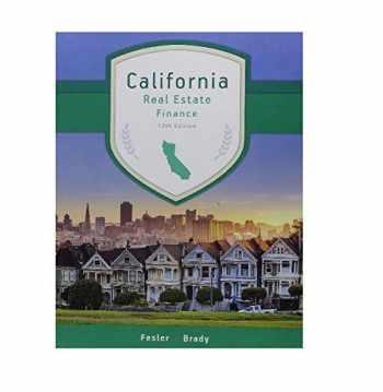 9781629800172-1629800171-California Real Estate Finance