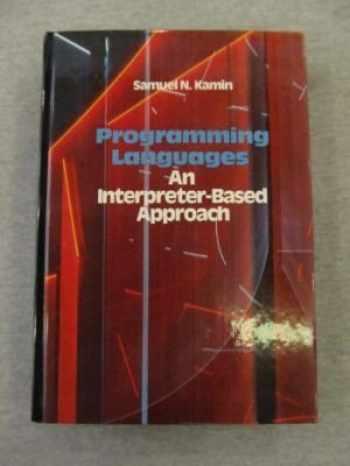 9780201068245-0201068249-Programming Languages