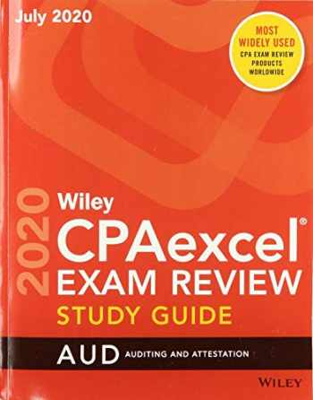 9781119714767-1119714761-Wiley CPAexcel Exam Review July 2020 Study Guide: Auditing and Attestation