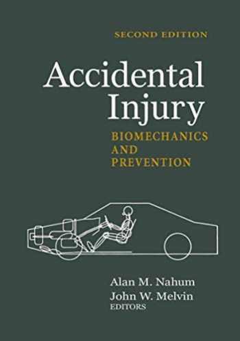 9780387988207-0387988203-Accidental Injury: Biomechanics and Prevention