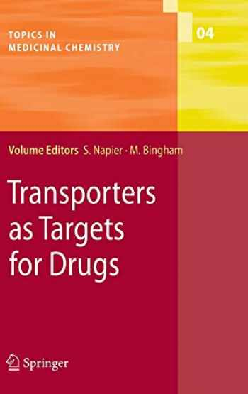 9783540879114-3540879110-Transporters as Targets for Drugs (Topics in Medicinal Chemistry (4))