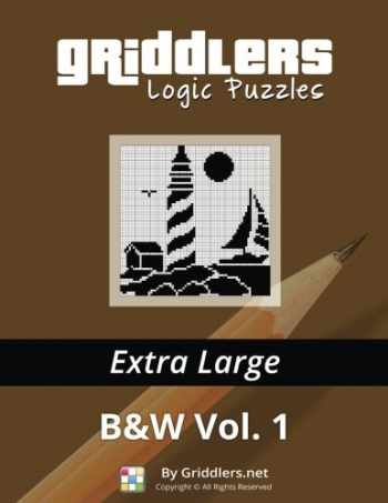 9789657679418-9657679419-Griddlers Logic Puzzles - Extra Large