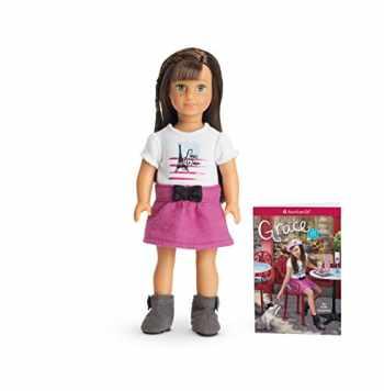 9781609588939-1609588932-American Girl Grace: Girl of The Year 2015 Mini Doll