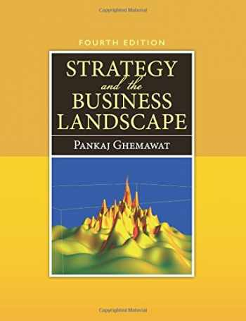 9781542852920-1542852927-Strategy and the Business Landscape