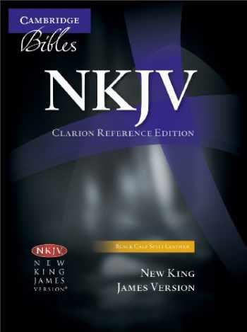 9781107676824-1107676827-NKJV Clarion Reference Black Calf Split NK484:X