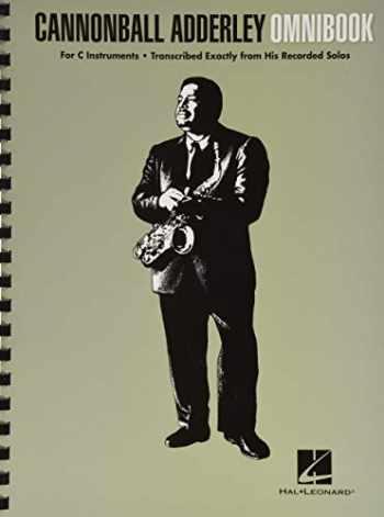 9781495011788-149501178X-Cannonball Adderley - Omnibook: for C Instruments (Jazz Transcriptions)