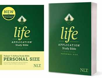 9781496440068-1496440064-Tyndale NLT Life Application Study Bible, Third Edition, Personal Size (Softcover) – New Living Translation Bible, Personal Sized Study Bible to Carry with you Every Day