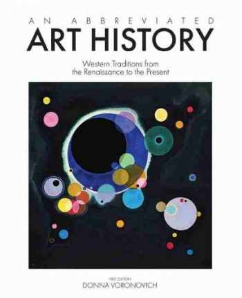 9781516529360-1516529367-An Abbreviated Art History: Western Traditions from the Renaissance to the Present