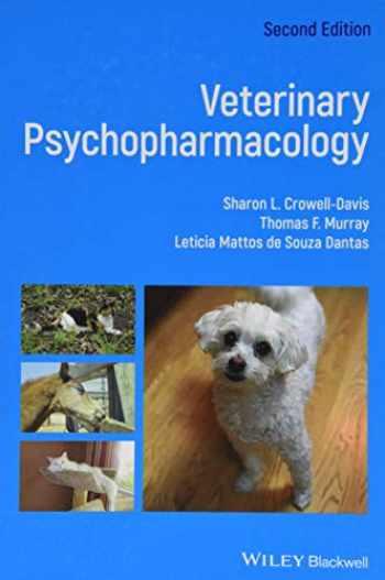 9781119226222-1119226228-Veterinary Psychopharmacology