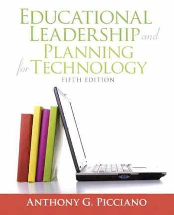 9780137058228-0137058225-Educational Leadership and Planning for Technology