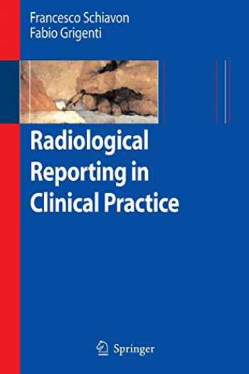 9788847006812-8847006813-Radiological Reporting in Clinical Practice