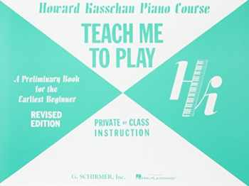 9780793552948-079355294X-Teach Me To Play Piano Preliminary Book For The Earliest Beginner