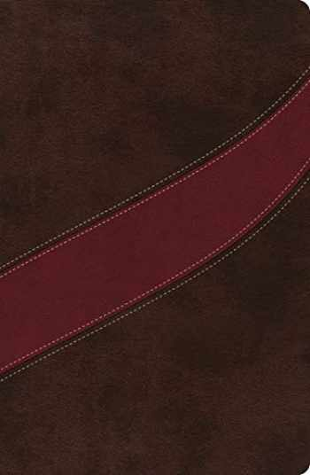 9780718001988-0718001982-The NASB, MacArthur Study Bible, Leathersoft, Brown/Red: Holy Bible, New American Standard Bible