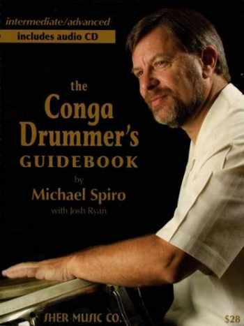 9781883217433-1883217431-The Conga Drummer's Guidebook: Includes Audio CD