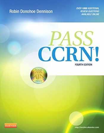 9780323077262-0323077269-Pass CCRN!