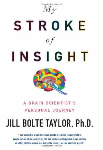 9780670020744-0670020745-My Stroke of Insight: A Brain Scientist's Personal Journey