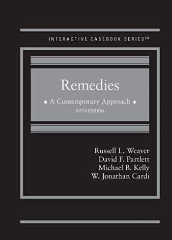 9781684675753-1684675758-Remedies, A Contemporary Approach (Interactive Casebook Series)