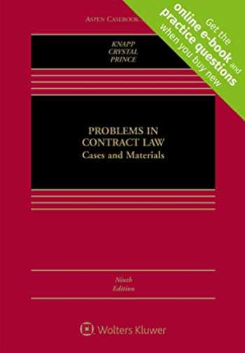 9781543801477-1543801471-Problems in Contract Law: Cases and Materials [Connected Casebook] (Aspen Casebook)