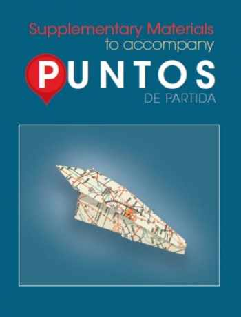 9780078040009-0078040000-Puntos de Partida: Supplementary Materials to Accompany