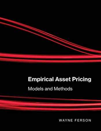 9780262039376-0262039370-Empirical Asset Pricing: Models and Methods (The MIT Press)