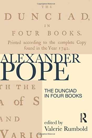 9781408204160-1408204169-The Dunciad in Four Books