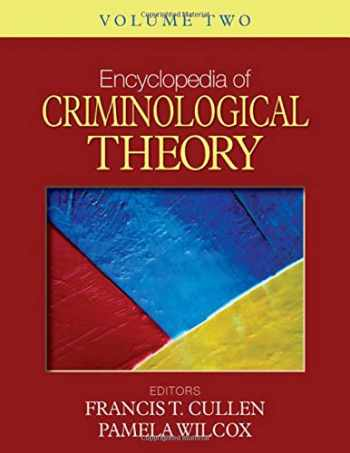 9781412959186-1412959187-Encyclopedia of Criminological Theory