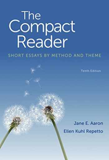 9781457632976-1457632977-The Compact Reader: Short Essays by Method and Theme
