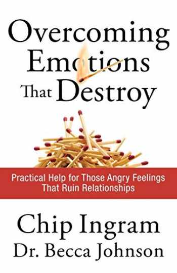 9780801072390-0801072395-Overcoming Emotions that Destroy: Practical Help for Those Angry Feelings That Ruin Relationships
