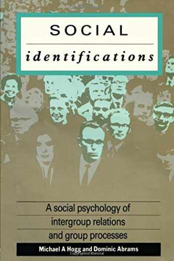 9780415006958-0415006953-Social Identifications: A Social Psychology of Intergroup Relations and Group Processes