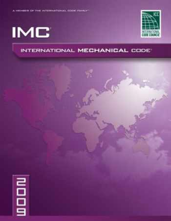 9781580017312-1580017312-2009 International Mechanical Code: Softcover Version (International Code Council Series)