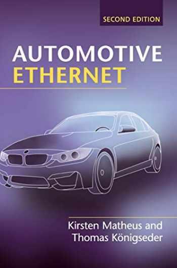 9781107183223-1107183227-Automotive Ethernet