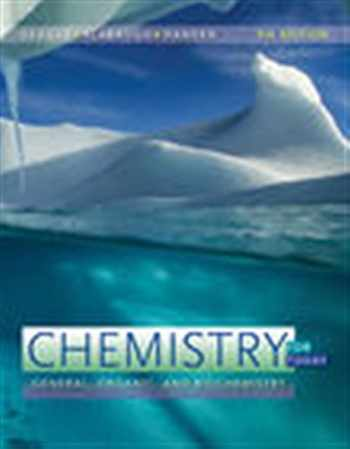 9781305960060-1305960068-Chemistry for Today: General, Organic, and Biochemistry