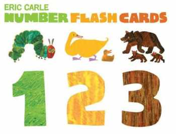 9781452113418-1452113416-Chronicle Books The World of Eric Carle (Tm) 1, 2, 3, to The Zoo Flash Cards (Illustrated Animal Counting Flashcards for Infant & Toddlers, Introduction to Numbers Flash Cards)