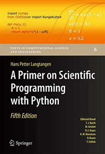 9783662498866-3662498863-A Primer on Scientific Programming with Python (Texts in Computational Science and Engineering)