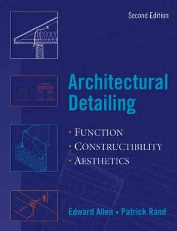 9780471488170-0471488178-Architectural Detailing: Function - Constructibility - Aesthetics