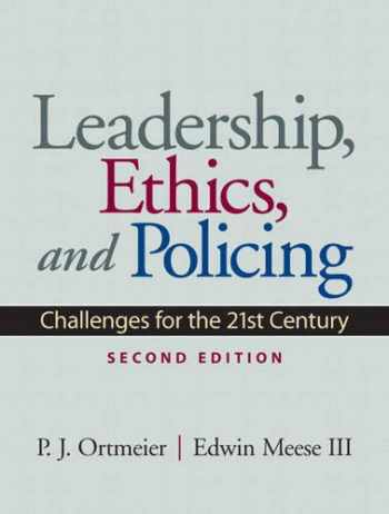9780135154281-0135154286-Leadership, Ethics and Policing: Challenges for the 21st Century