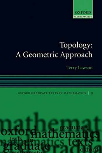9780199202485-0199202486-Topology: A Geometric Approach (Oxford Graduate Texts in Mathematics)