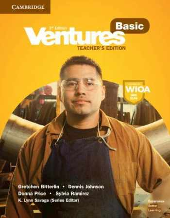 9781108573214-1108573215-Ventures Basic Teacher's Edition