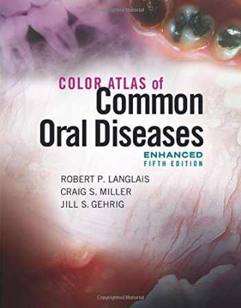 9781284240986-1284240983-Color Atlas of Common Oral Diseases, Enhanced Edition